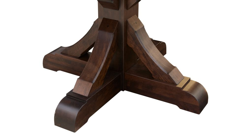 """Settlers 54"""" Round Dining Table, , hi-res"""