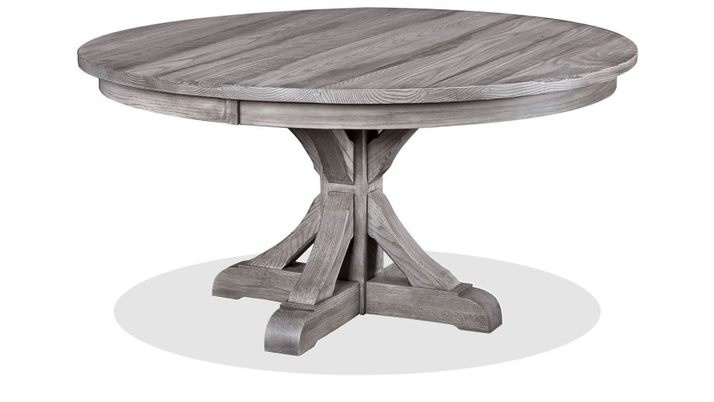"Harlingen 60"" Oak Dining Table, , hi-res"