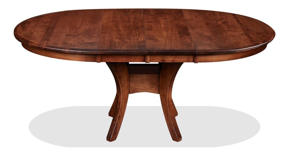 48 dining table dinette view size caddo 48