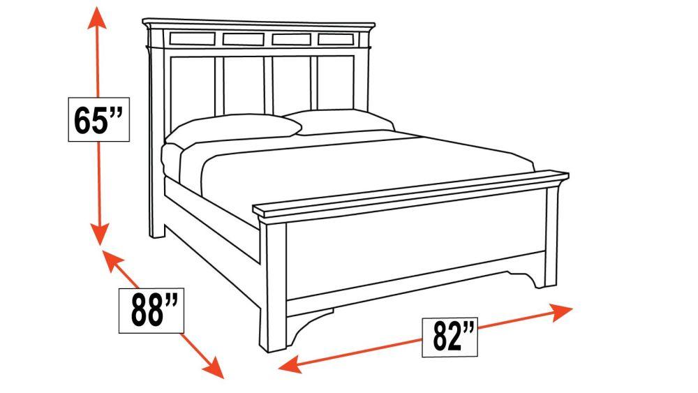 Henrietta Solid Wood Cherry King Storage Bed, , hi-res
