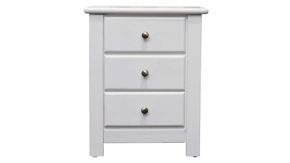 Turkey Creek White Nightstand, , hi-res