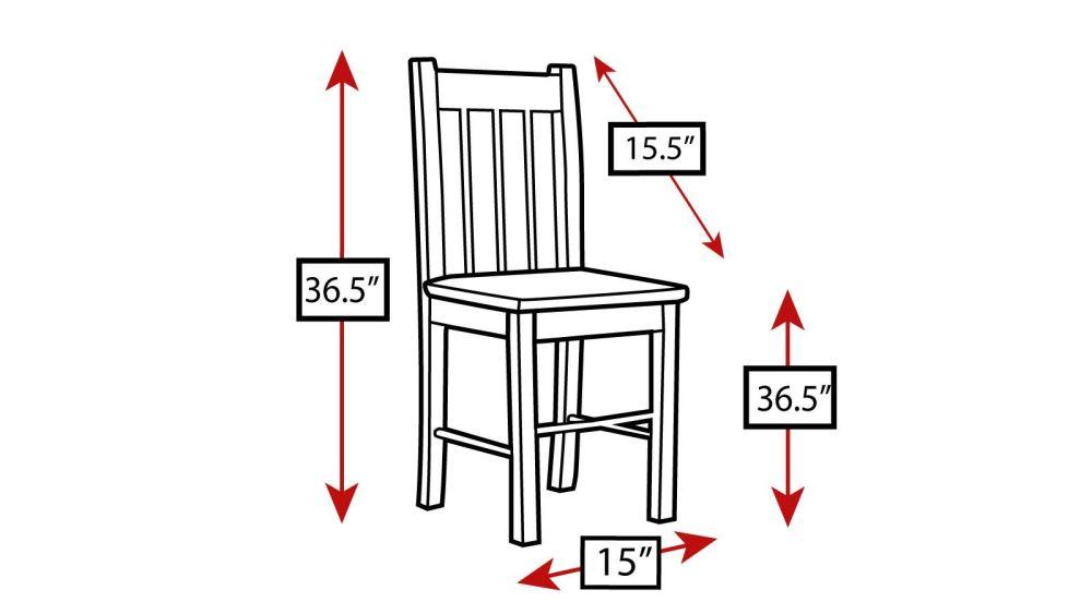 Turkey Creek Black Desk Chair, , hi-res