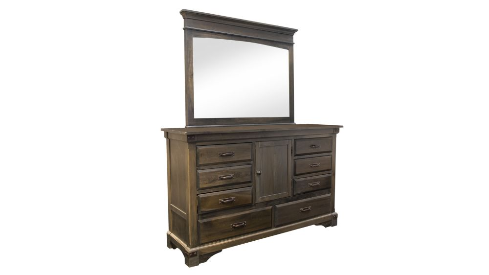 Laramie Dresser and Mirror, , hi-res