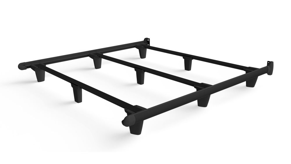 Embrace Black Bed Frame, , small