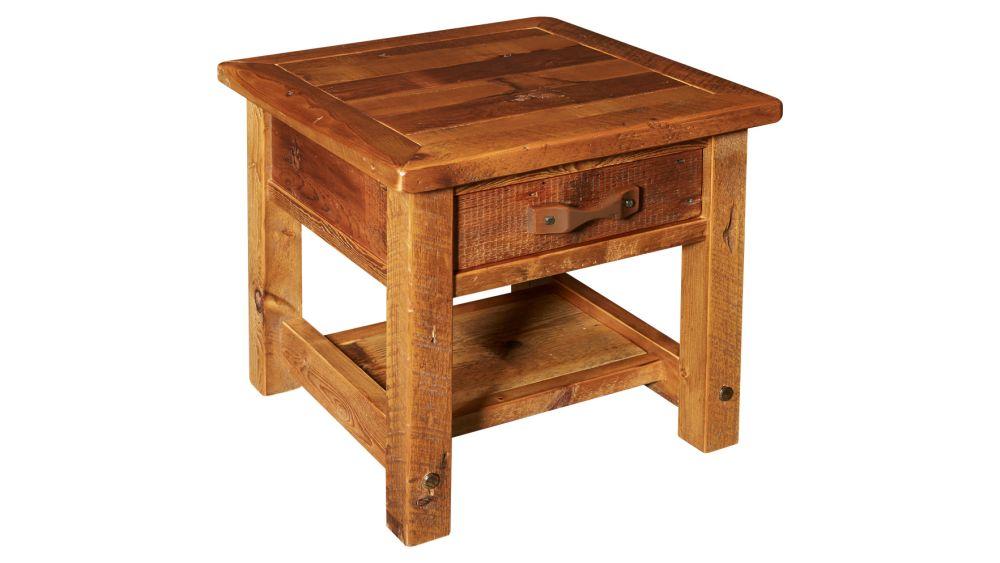 Gallery Brown Side Table, , hi-res