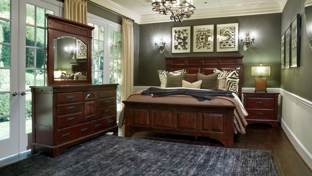 Hidalgo 3-Piece Queen Bedroom Set, , small