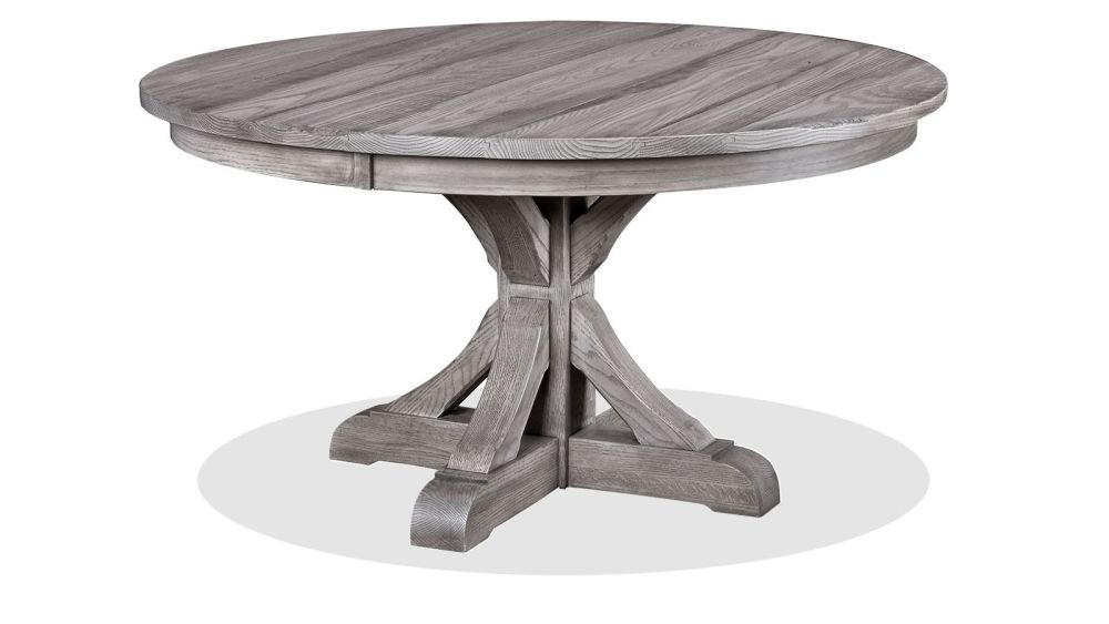 "Harlingen 48"" Oak Dining Table, , hi-res"