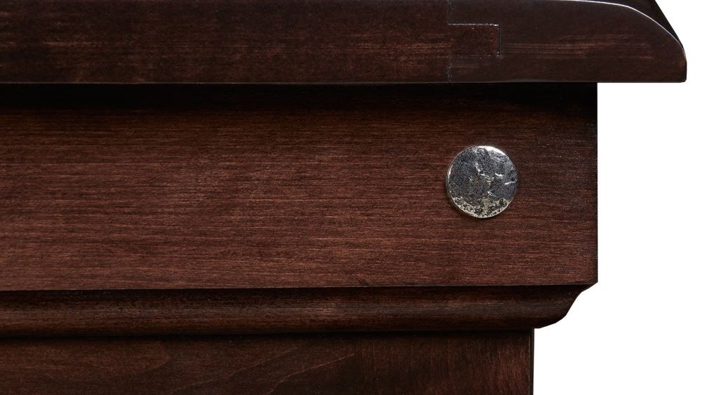 Katy Brown Maple Dresser and Mirror, , hi-res