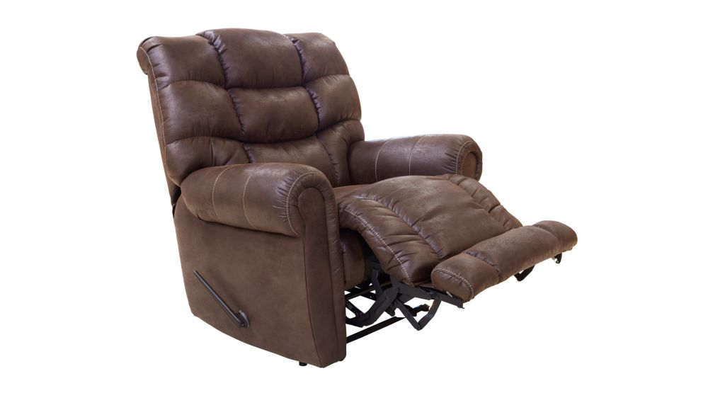 Tank Sable Chocolate Big Man Recliner, , hi-res