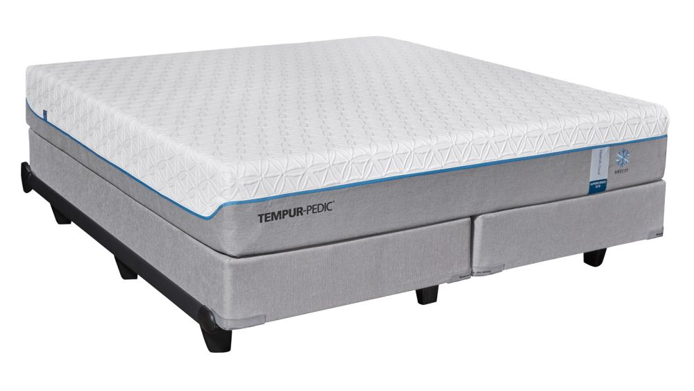 Twin XL Size - Soft - TEMPUR-Cloud™ Supreme Breeze Mattress 2.0, , hi-res