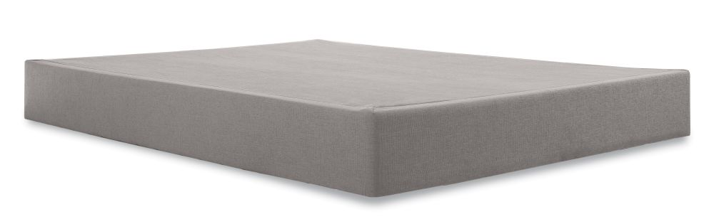 "Tempur-Pedic Grey High Profile (9"") Foundation, , small"