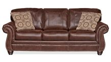 Hallettsville Espresso Sofa, , small