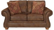 Texas Brown Loveseat, , small