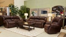 Wyoming Espresso Living Room Collection, , hi-res