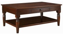 Stickley Finger Lakes Livingston Coffee Table, , small