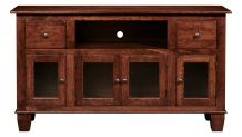 "Texas Rustic Cherry 62"" Media Cabinet, , small"