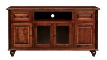 Brenham Brown Maple Media Console, , small