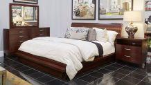Stickley Metropolitan Uptown Sleigh Bed Set, , hi-res