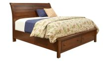 Rancho Viejo Queen Storage Bed, , small