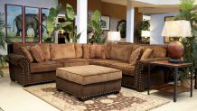 Barcelona Sectional Living Room Collection, , hi-res