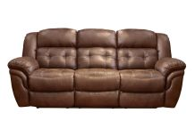Marcelina Espresso Reclining Sofa, , small
