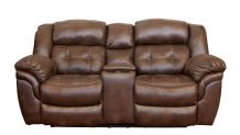 Marcelina Espresso Reclining Loveseat, , small