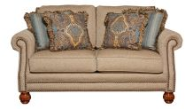 Pepito Ocean Loveseat, , small