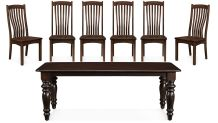 "Needville 82"" Crawford Six-Chair Dining Set, , small"