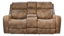 Alamo Power Reclining Loveseat W/Console, , small