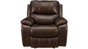 Asherton Microfiber Power Recliner, , hi-res