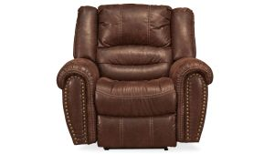Sanderson Microfiber Power Recliner, , hi-res