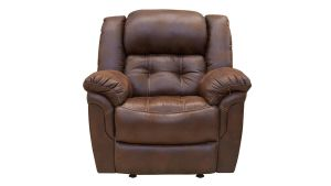 Marcelina Espresso Powered Rocker Recliner, , hi-res