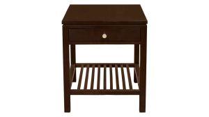 Stickley Metropolitan Mocha End Table, , hi-res