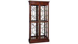 Stickley Classic Mahogany Display Cabinet, , hi-res