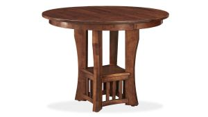 """Plano 48"""" Round Counter Table, , hi-res"""