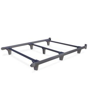 King Size - Embrace Black Bed Frame, , hi-res