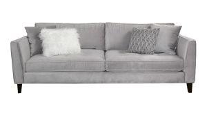 Calista Velvet Sofa, , hi-res
