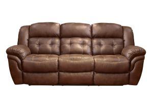 Marcelina Espresso Reclining Sofa, , hi-res