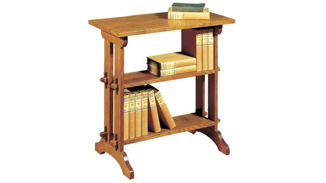 Stickley Roycroft Little Journeys Table, , hi-res
