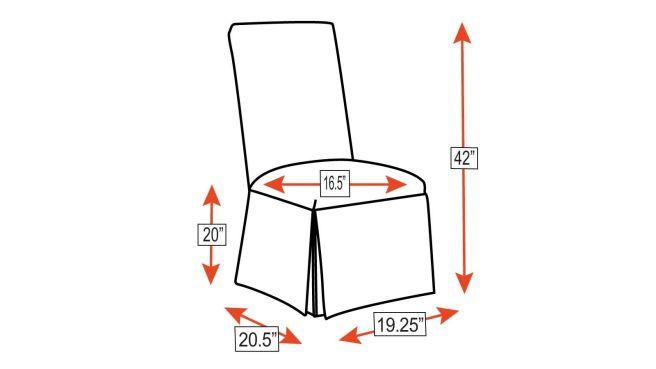Sunshine Hill Silver Parson Chair, , hi-res