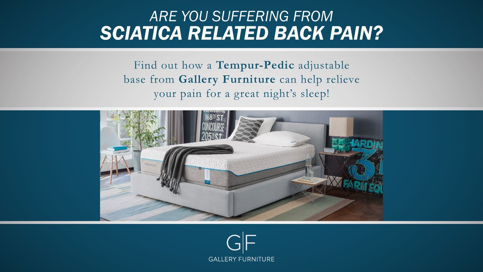 Dealing With Back Pain Then Get An Adjustable Bed From Gallery Furniture