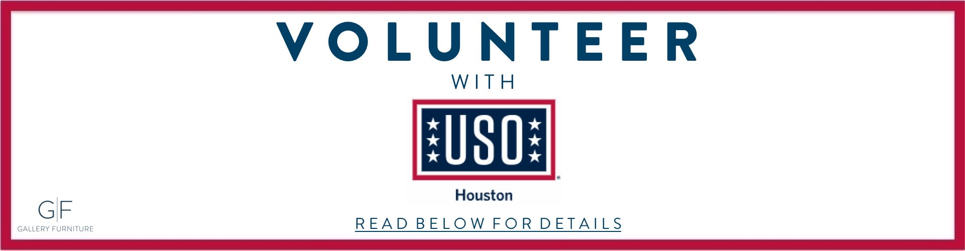 Volunteer With USO