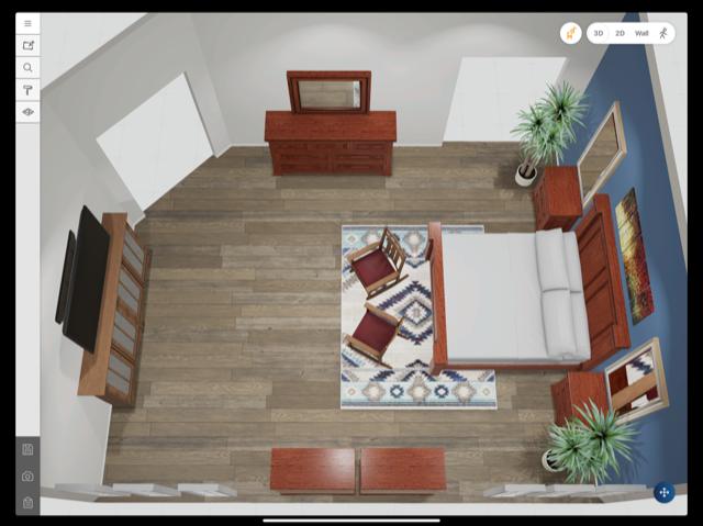 . 3D Room Planner