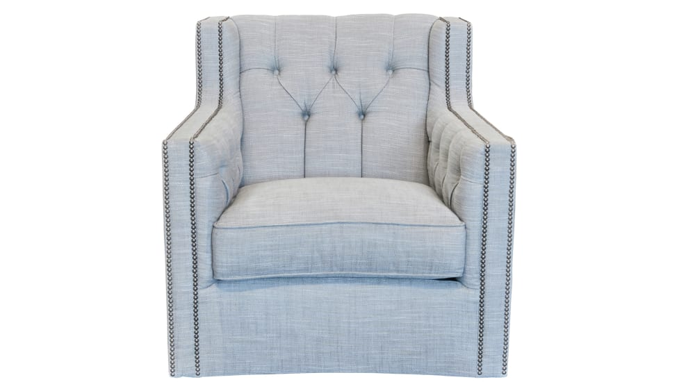 Candace Swivel Chair, , hi-res