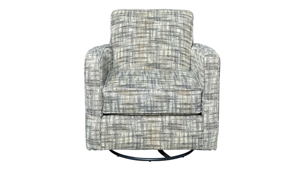 Denton Swivel Glider Chair, , hi-res