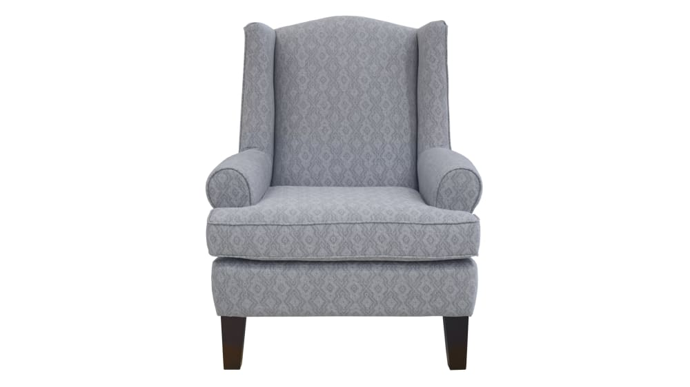 Amelia Mineral Wing Chair, , hi-res