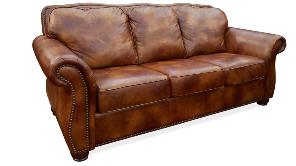 Navasota Leather Sofa, , hi-res