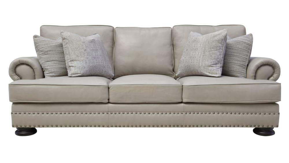 Freedom Castle Rock Leather Sofa, , hi-res