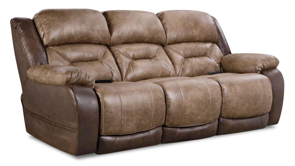 Big Tex Power Reclining Sofa, , hi-res