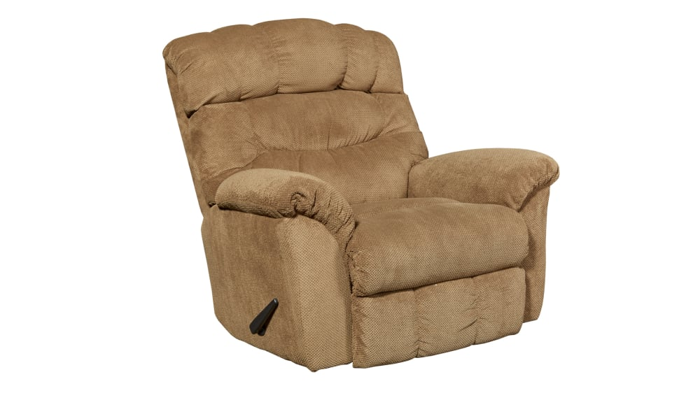 Norfolk Tan Rocker Recliner, , hi-res